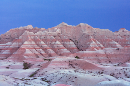 Badlands National Park, Brule Formation, Paleosol